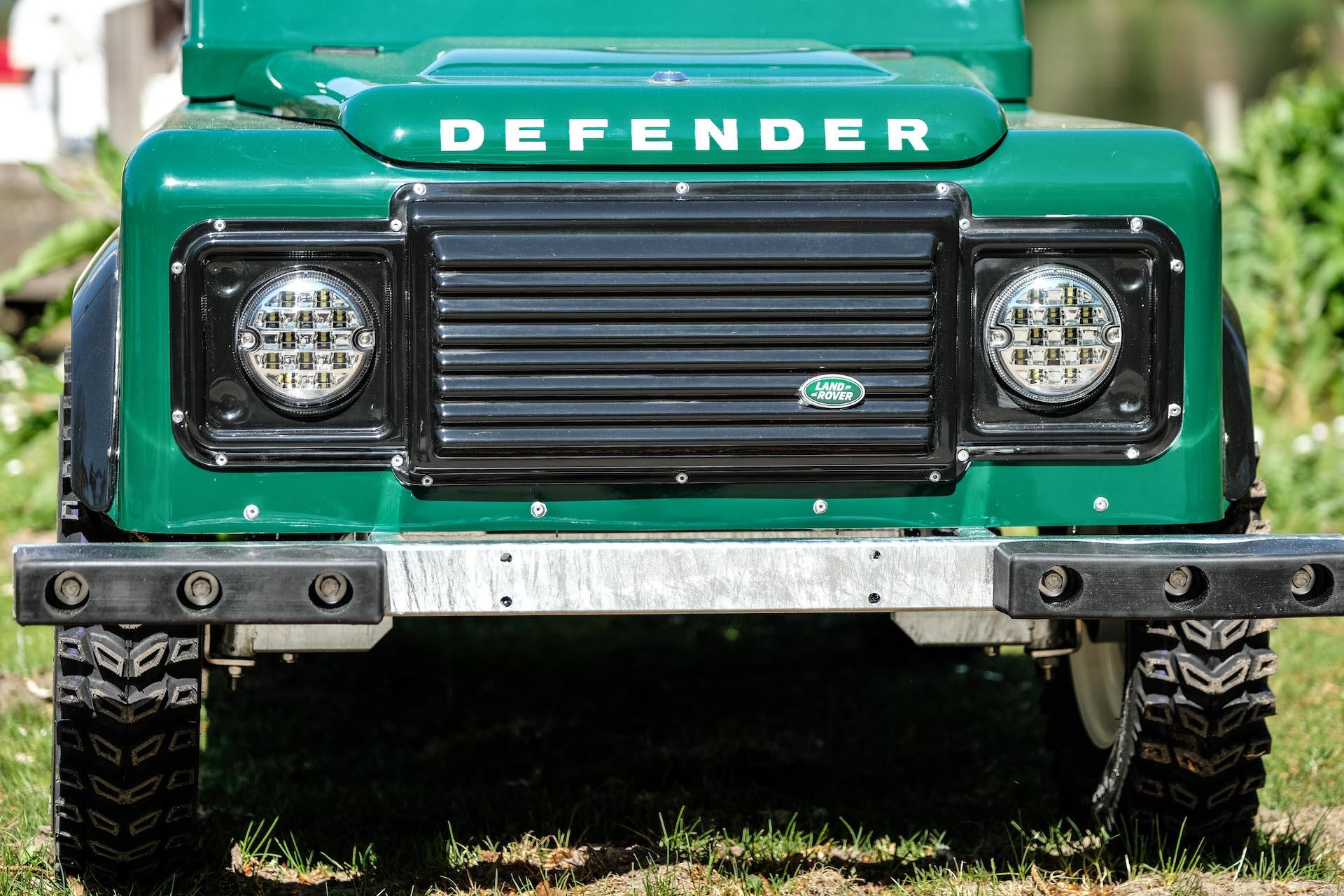 Licensing agreement signed with Jaguar Land Rover .