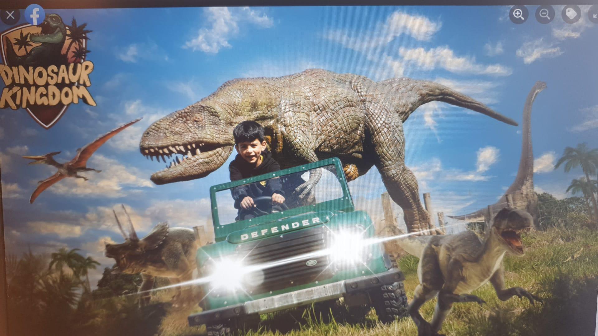 Dinosaurs have arrived at 4Kingdoms!